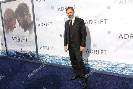 Stock Picture of Baltasar Kormakur