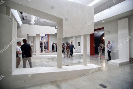 Central Pavillion, Kieran Long; Johan Örn; James Taylor-Foster (Stokholm, Sweden)