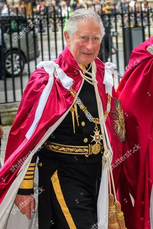 Service of Installation of Knights Grand Cross of the Order of the Bath, London