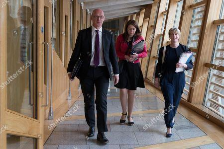 Editorial photo of Scottish Parliament First Minister's Questions, The Scottish Parliament, Edinburgh, Scotland, UK - 24 May 2018