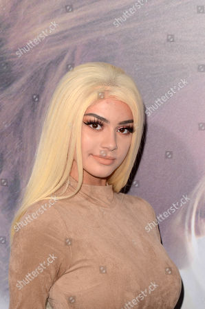 Editorial image of 'Adrift' film premiere, Arrivals, Los Angeles, USA - 23 May 2018