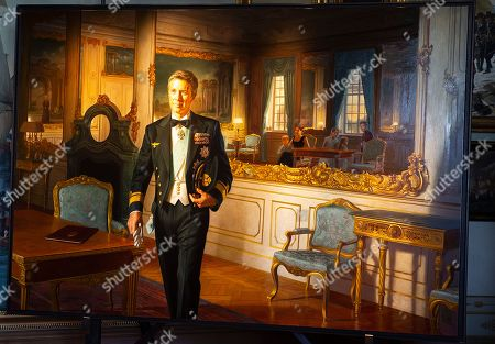 New Portrait of Crown Prince Frederik unveiled, Frederiksborg Castle