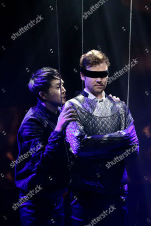 Justin Chon, Jack Cutmore-Scott