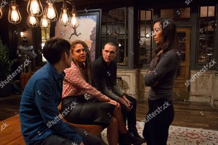 Justin Chon, Lenora Crichlow, Vinnie Jones, Ilfenesh Hadera