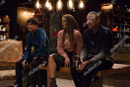 Justin Chon, Lenora Crichlow, Vinnie Jones