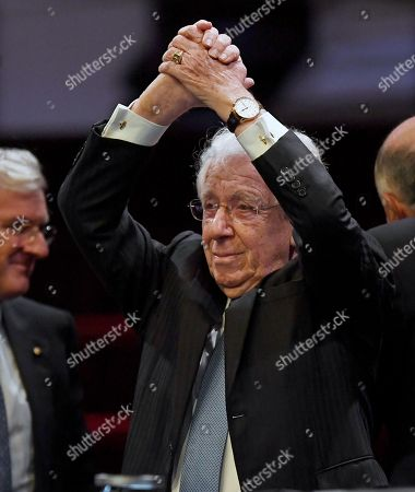 Stock Image of Frank Lowy