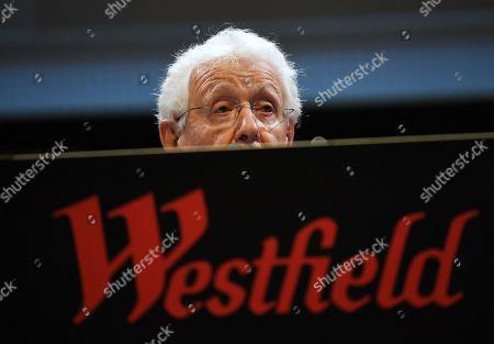 Stock Photo of Frank Lowy