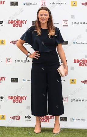 Editorial image of 'The Bromley Boys' film premiere, London, UK - 24 May 2018