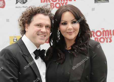 Editorial photo of 'The Bromley Boys' film premiere, London, UK - 24 May 2018