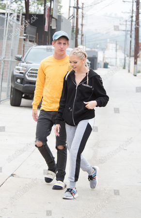 Editorial picture of Jordyn Jones out and about, Los Angeles, USA - 24 May 2018