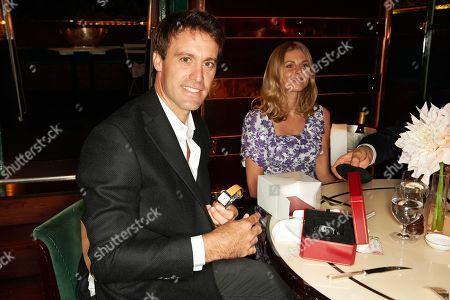 Facundo Pieres and Donna Air