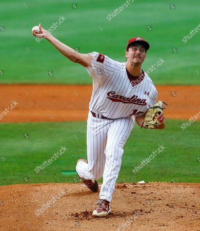 Editorial picture of SEC LSU South Carolina Baseball, Hoover, USA - 24 May 2018