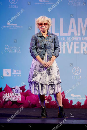 Editorial image of 'La Llamada' film photocall, Madrid, Spain - 24 May 2018