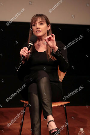 Nancy Pimental, Writer/Executive Producer, at the showtime Emmy FYC screening of Shameless at the Linwood Dunn Theatre in Hollywood, CA on May 24, 2018