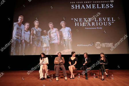 Editorial picture of Showtime Emmy FYC TV show screening of 'Shameless' at the Linwood Dunn Theatre, Hollywood, CA, Los Angeles, USA - 24 May 2018