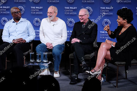 Andre Braugher, Tom Fontana, Barry Levinson and Courtney Kemp Agboh