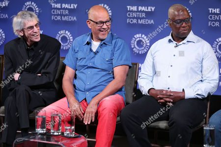 Editorial picture of PaleyLive NY Presents - 'Homicide Life on the Street: A Reunion', New York, USA - 24 May 2018