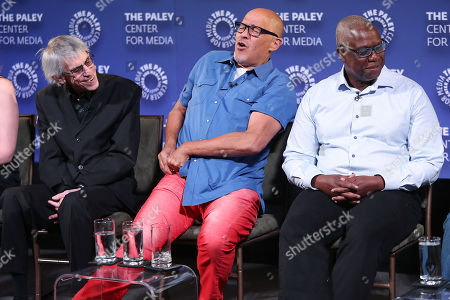 Editorial image of PaleyLive NY Presents - 'Homicide Life on the Street: A Reunion', New York, USA - 24 May 2018