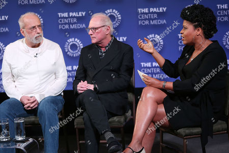 Tom Fontana, Barry Levinson and Courtney Kemp Agboh