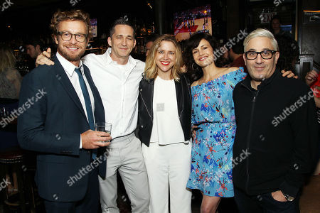 Editorial photo of NYC Special Screening of BREATH - Reception, New York, USA - 24 May 2018