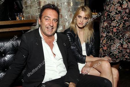 Antoine Verglas with Guest