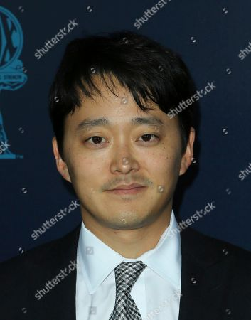 Stock Photo of Daniel Chun arrives at the 2018 20th Century Fox Television LA Screenings at the Fox Studios, in Los Angeles