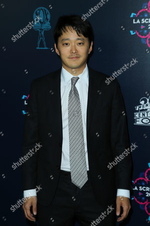 Daniel Chun arrives at the 2018 20th Century Fox Television LA Screenings at the Fox Studios, in Los Angeles