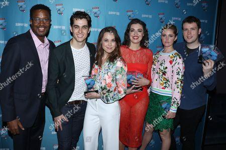 Editorial image of Broadway.com Audience Choice Awards, New York, USA - 24 May 2018