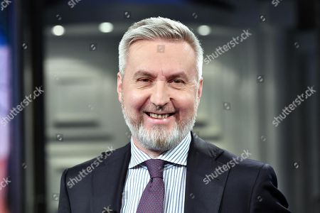 Deputy of Democratic party Lorenzo Guerini