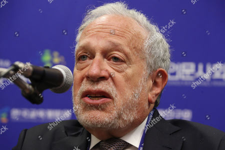 Stock Image of Robert Reich