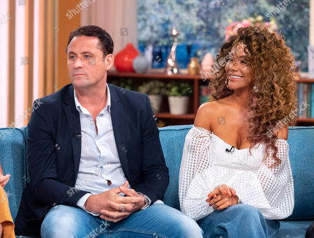 Nick Pickard and Chelsee Healey