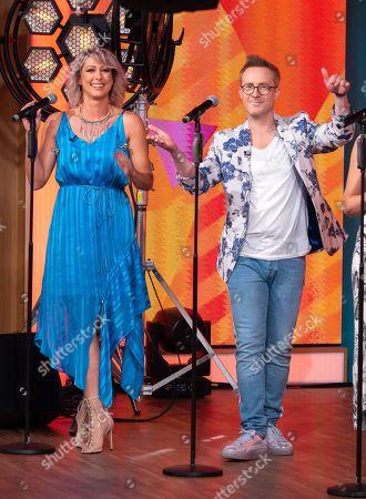 Steps - Faye Tozer and Ian Watkins