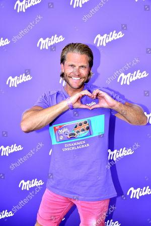 Editorial image of Milka Charity House-Running, Hamburg, Germany - 24 May 2018