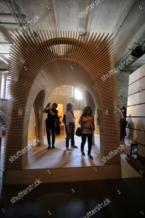 Venice Architecture Biennale 2018, Arsenale,  Alison Brooks Architects (London, UK)