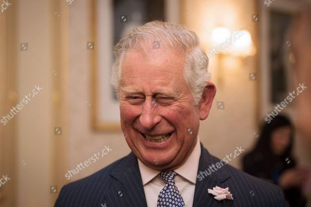 Prince Charles attends 'Platinum Israel at 70' event, London