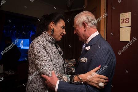 Editorial photo of 'Platinum' Israel 70th Independence Celebrations, Royal Albert Hall, London, UK - 24 May 2018