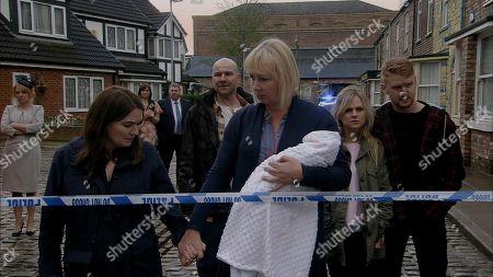Editorial photo of 'Coronation Street' TV Series UK  - 2018