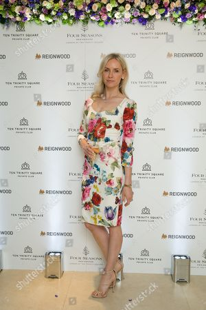Editorial image of Four Seasons residences launch,Ten Trinity Square, London, UK - 24 May 2018