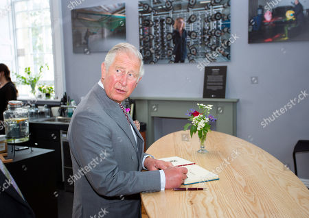 Prince Charles visit to Dorset