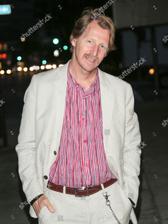 Stock Image of Lew Temple