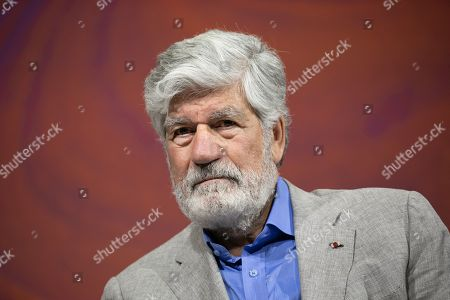 Maurice Levy Chairman of Publicis Group during Vivatech technology fair.