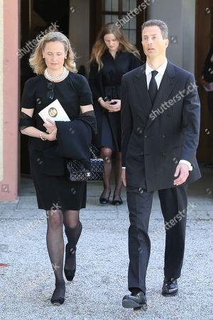 Crown Prince Alois of Liechtenstein from Liechtenstein to his wife Sophie