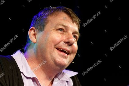 Stock Picture of Danny Dorling