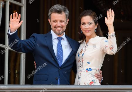 Crown Prince Frederik 50th birthday, Copenhagen