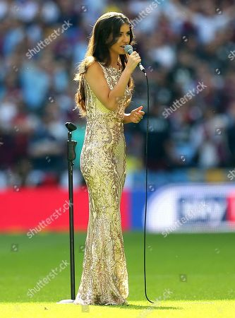 Editorial picture of Aston Villa v Fulham, Sky Bet Championship Play-off Final, Wembley Stadium, London, UK - 26 May 2018