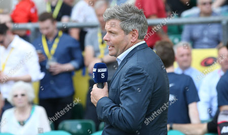 broadcaster - Mark Durden-Smith