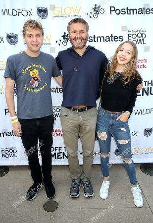 Phil Rosenthal, Ben Rosenthal, Lilly Rosenthal