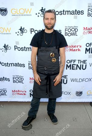 Editorial image of Off The Menu x Postmates Secret Burger Showdown, Los Angeles, USA - 26 May 2018