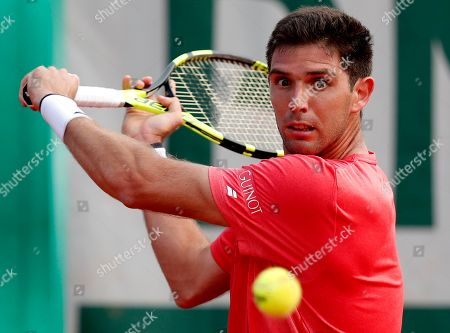 Editorial picture of French Open tennis tournament at Roland Garros, Paris, France - 27 May 2018