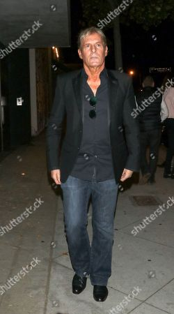 Michael Bolton out and about, Los Angeles